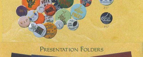 Certificate Presentation Folders